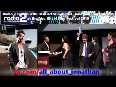 Radio 2 speaks with Jonathan Rhys Meyers at the Abu Dhabi Film Festival 2010
