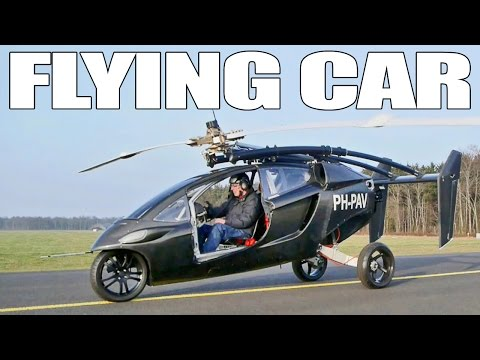 � Flying Car - Pal-V One