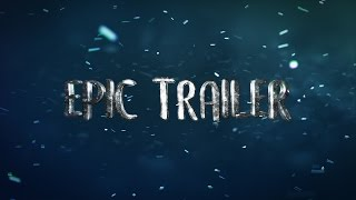 Epic Trailer Titles 6