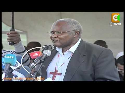 Thousands Attend Limuru 2B Meeting