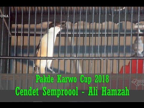 PAKDE KARWO CUP 2018 - Aksi Cendet Semproool, Hujani Lapangan Parkir Ubaya Dengan Tembakan