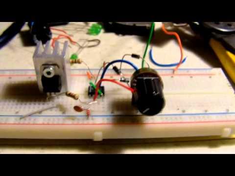 555 pwm circuit step by step setup tutorial