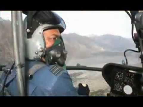 Indian Air Force Mi17 V5 video