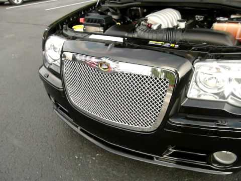 Mtn View Chevy has a Like new 2006 Chrysler 300C SRT-8 HEMI, yep HEMI!! In Chattanooga Loaded Video