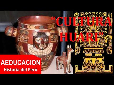 CULTURA WARI O CULTURA HUARI - PERÚ - AVEGAL Historia