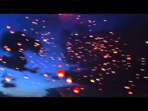 Moscow Sky Full Of Lighters video