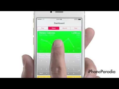 iPhone 6 - Six & Nox - iPhoneParodia