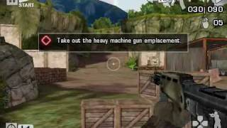 Battlefield 2 Sony Ericsson Live With Walkman WT19i