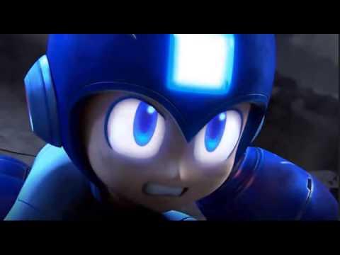 Super Smash Bros. Wii U/3DS - Mega Man - E3 footage (Nintendo Direct)
