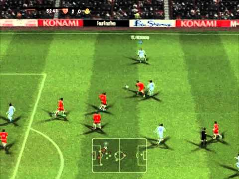PES 6 (Patch 2014) Real Madrid vs Sevilla - UEFA Super Cup