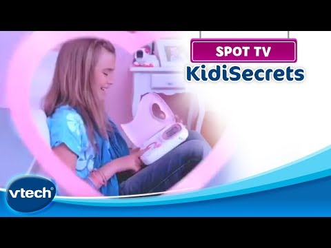 comment reparer un kidi secret