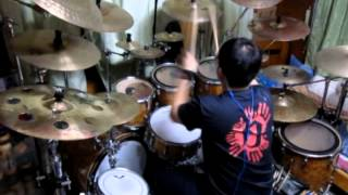 Avantasia-Reach Out For The Light Drum Cover By Travis Liang