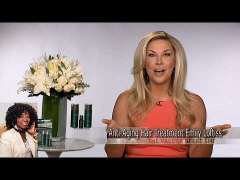 Anti Aging Hair Treatment Emily Loftiss