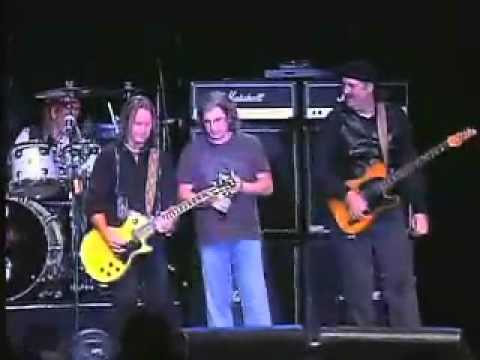 California Blues -Foghat - From University of Central Florida 2008