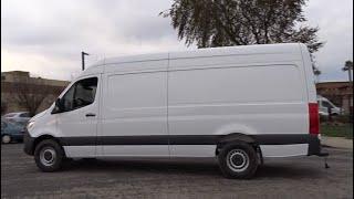 2019 Mercedes-Benz Sprinter Cargo Van Pleasanton, Walnut Creek, Fremont, San Jose, Livermore, CA 19-