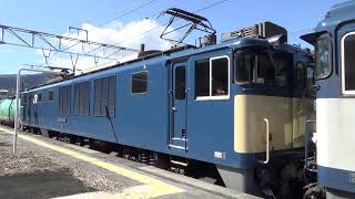 Blue is beautiful EF 64 locomotive 1022EF64 101010