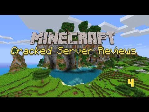 Minecraft Server Reviews: Cracked 24/7 1.4.7 [NO HAMACHI] No whitelist Survival/Creative ep. 4