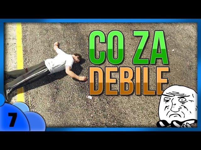 CO ZA DEBILE! (GTA V Funny Moments #07) /Eison