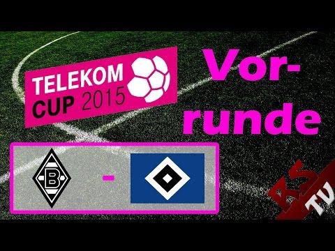 Telekom Cup 2015   Gladbach vs. Hamburg   Komplettes Spiel [German/HD]