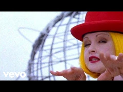 Cyndi Lauper - Hey Now