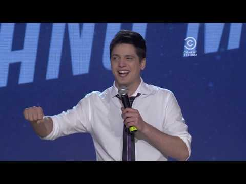 Luciano Mellera en Comedy Central - Stand Up Sin Fronteras 2013