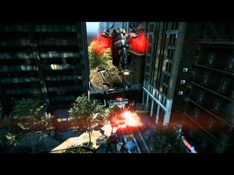 Crysis 2 Decimation Pack Trailer