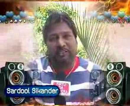 Famous Punjabi Singer Sardool Sikander video