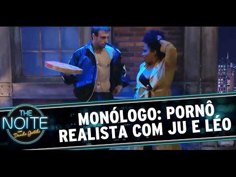 The Noite (10/12/14) - Monólogo: Pornô realista thumbnail