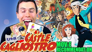 Download Lupin the Third The Castle of Cagliostro  Movie Review  Anime