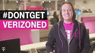 T-Mobile CEO @JohnLegere: #DontGetVerizoned