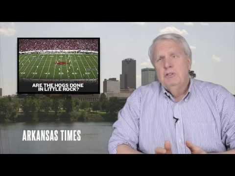 Today in Arkansas: Woo pig, let's vote