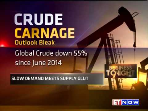 Crude Oil Prices Hit 6-Year Lows, Further Downside To Oil Expected