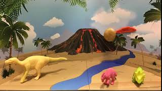 Jurassic Stop Motion at Science Space Wollongong