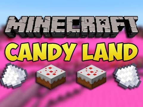 Minecraft Mods   Episode 531   Candy Land    iPodmail   1.2.5