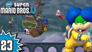 New Super Mario Bros. U - Episode 23