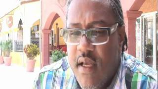 Thierry Gombs, Director of Culture, Sports and Youth Affairs, Reviews St. Maarten Arts in the Plaza