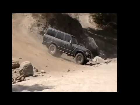 Off Road Toyota Land Cruiser Fj 62 7-26-09