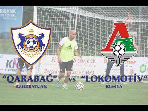 """""""Qarabağ"""" vs """"Lokomotiv""""   Yoxlama görüşü - CANLI"""