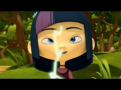 Макс Грин и инопланетяне –Устройство зисмартов  -  серия 45 - Мультфильм для детей – НЛО