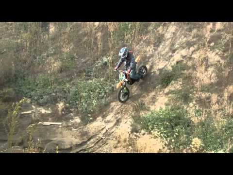 Gio 140cc Dirtbike Ride. 17