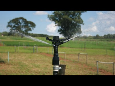 Clique e veja o vídeo Curso Manejo de Irrigação - Quando e Quanto Irrigar