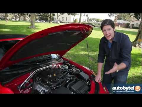2012 Mazda Miata MX-5 Convertible Test Drive & Car Review