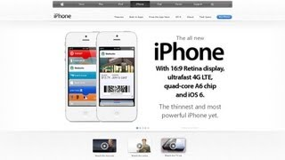 iPhone 5 Pre-Orders To Start September 14th?