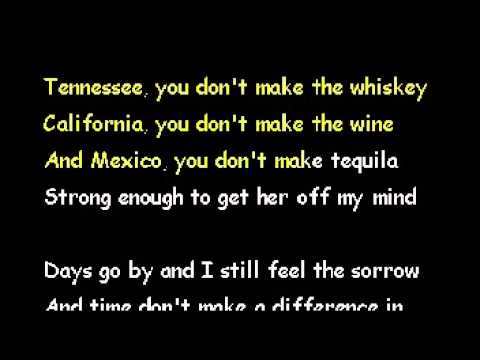 Alan Jackson - Strong Enough