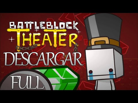 Descargar e Instalar BattleBlock Theater 2014   Español   Full   PC   Mega o Torrent   HD