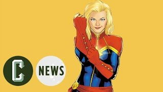 Captain Marvel Movie Origin Story Will Differ from the Comics | Collider News