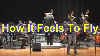 Scioto HS Chamber Orchestra (feat. Cory Piatt) - How It Feels To Fly