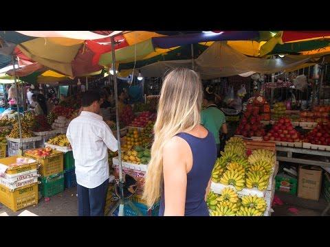 Siem Reap nach Battambang - Ich fühle mich fremd - Kambodscha - Weltreise | VLOG #207