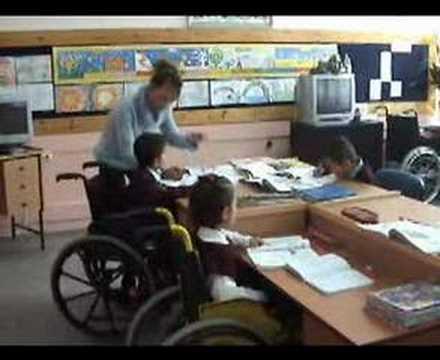 Ortopedik Engelliler Tantıım Filmi-Web Tasarım Grubu
