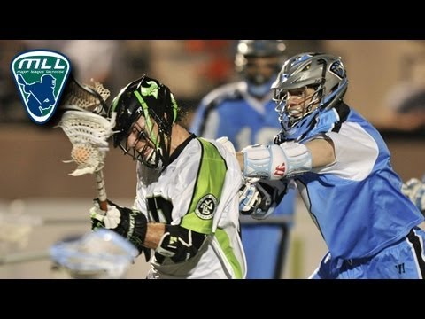MLL Week 4 Highlights: New York Lizards at Ohio Machine